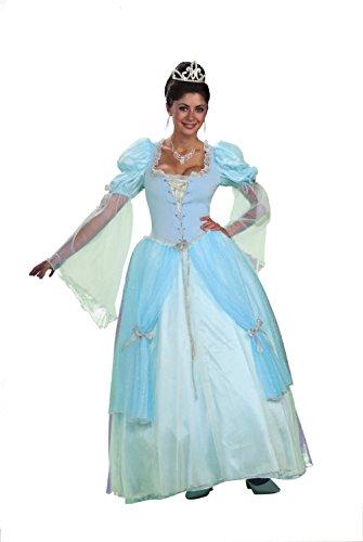 Forum Novelties, Unisex Child Happily Ever After Princess Costume, Multi One Size ()