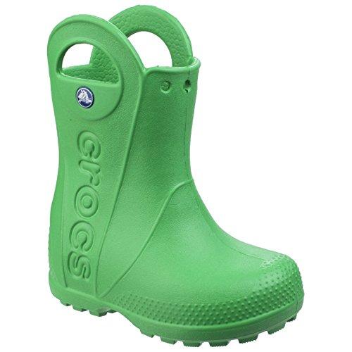 Rain Stivali Crocs Boot K Unisex Gelb Bambino fqSZvxwdZ