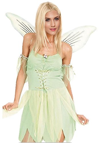 JJ-GO (Neverland Fairy Adult Costumes)