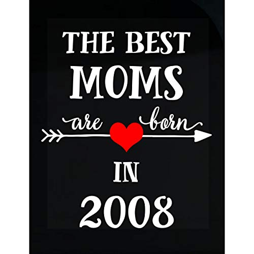 Inked Creatively The Best Moms are Born in 2008 -