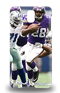 Galaxy Skin Case Cover For Galaxy Note 3 Popular NFL Minnesota Vikings Adrian Peterson #28 Phone Case ( Custom Picture iPhone 6, iPhone 6 PLUS, iPhone 5, iPhone 5S, iPhone 5C, iPhone 4, iPhone 4S,Galaxy S6,Galaxy S5,Galaxy S4,Galaxy S3,Note 3,iPad Mini-Mini 2,iPad Air )
