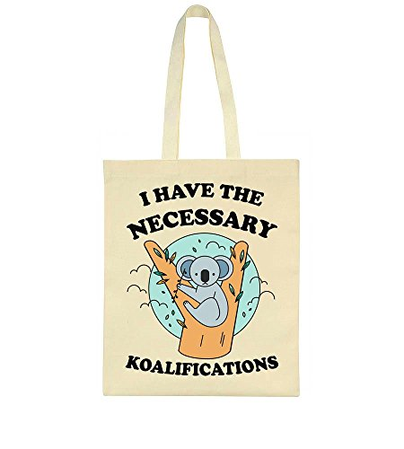 The I Necessary Koalifications Bag Tote Have gqzwBUqZ