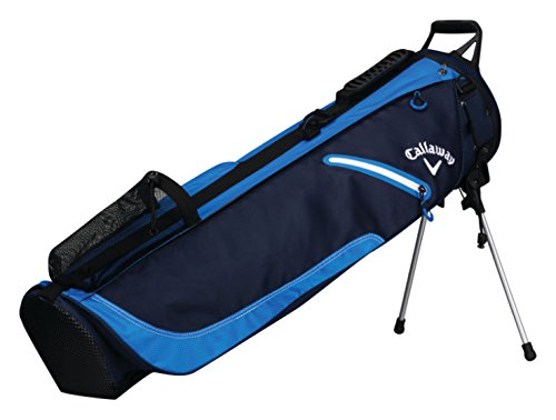 Callaway Golf 2018 Hyper Lite 1 Pencil Bag, Navy/ Royal, Double Strap Review