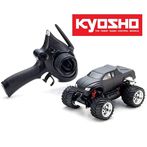 Kyosho Mini-Z Monster EX Mad Force 1:27-Scale RC Monster Truck