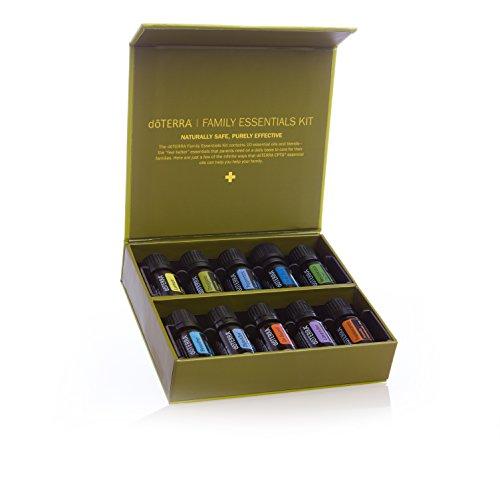 young living essential oils set - 9