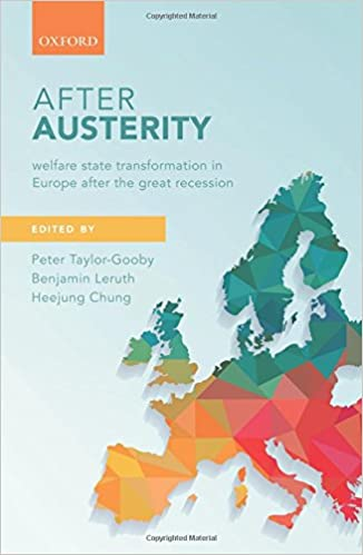 After Austerity Welfare State Transformation In Europe After The