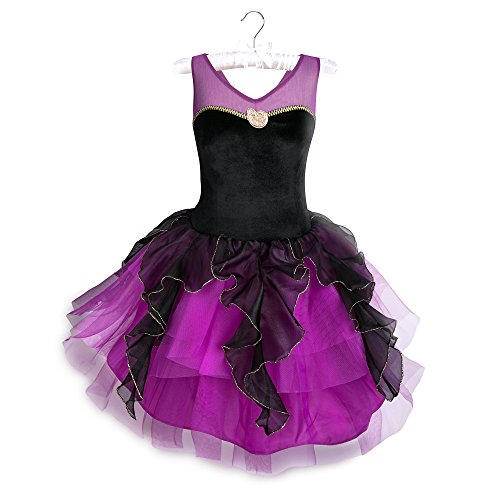 Disney Ursula Costume Tutu for Juniors Size XXS Multi]()
