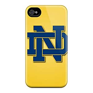 Iphone 6 CHD2679LSKC Provide Private Custom Nice Notre Dame Fighting Irish Image Scratch Resistant Hard Phone Cases -VIVIENRowland
