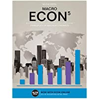 ECON MACRO (with ECON MACRO Online, 1 term (6 months) Printed Access Card) (New, Engaging Titles from 4LTR Press)