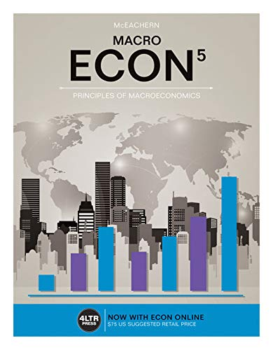 (ECON MACRO (with ECON MACRO Online, 1 term (6 months) Printed Access Card) (New, Engaging Titles from 4LTR Press))