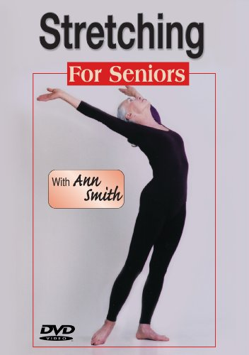 Exercise+DVD Products : Ann Smith: Stretching for Seniors-greater strength, flexibility, vitality, Easy-To-Follow, Painless, Step-By-Step, Relaxed, Over-50
