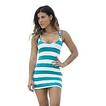 Wicked Weasel Sailor Stripe Dress 565