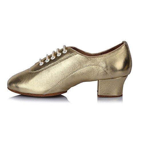 chaussures carré danse bal des semelles talon YFF 50408 de souples Les de moderne WAqxFRn