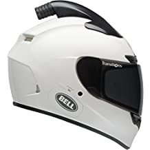 Bell Powersports Qualifier DLX Forced Air Helmet (White - M)
