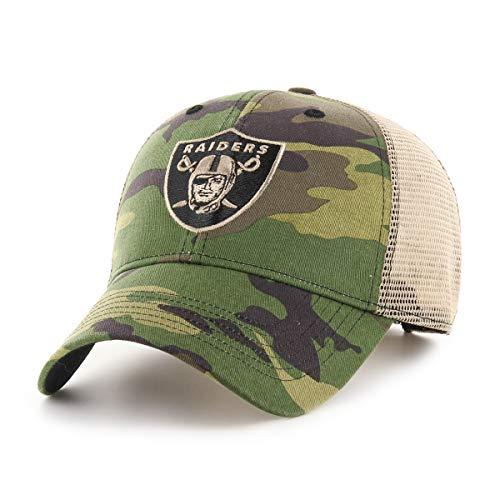 a61a4173ea1f5 Oakland Raiders Camouflage Hats