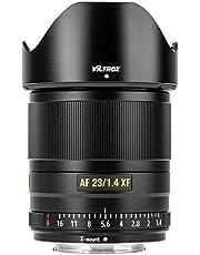 $329 » VILTROX 23mm f/1.4 X-Mount Lens Auto Focus F1.4 Large Aperture APS-C Lens for fujifilm X-Mount Camera X-T3 X-H1 X20 T30 X-T20 X-T100 X-Pro2