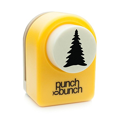 Punch Bunch Medium Punch, Pine Tree