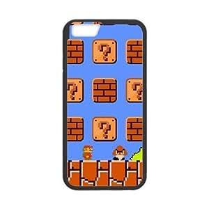 Super Mario Bros For iPhone 6 Plus Screen 5.5 Inch Csae protection phone Case FXU328876