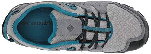 Isoterra Gris Randonnée Outdry 42 De steam Femme Basses Eu Blue Aegean Columbia 088 Chaussures p0qdwxpg