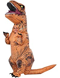 Rubie's Costume Co Jurassic World T-Rex Inflatable Costume (Child's age 5 to 7 Years)