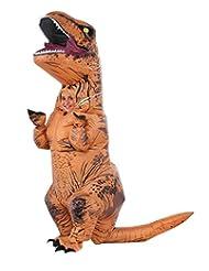 Rubies Costume Jurassic World T-Rex Inflatable Child Costume