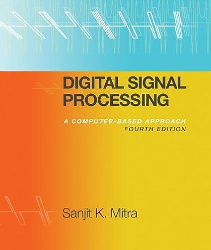 digital signal processing with student cd rom sanjit mitra rh amazon com