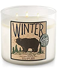 Bath & Body Works 3-Wick Candle in WINTER