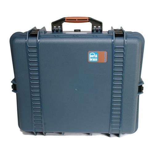 Portabrace PB-2700F Superlite Vault Hard Case with Foam (Blue) by PortaBrace