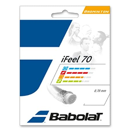 Babolat iFeel 70 Badminton Saite 10, 2m Set