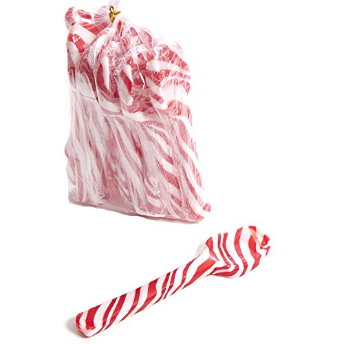 Candy Cane Spoons 1doz (Christmas Hot Chocolate)