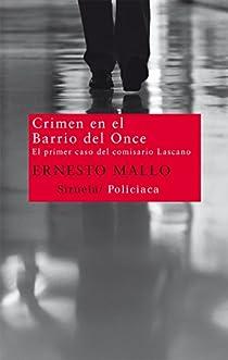 Crimen en el Barrio del Once par Mallo