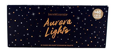 bareMinerals – Aurora Lights 18-Shade Gen Nude Eyeshadow Palette