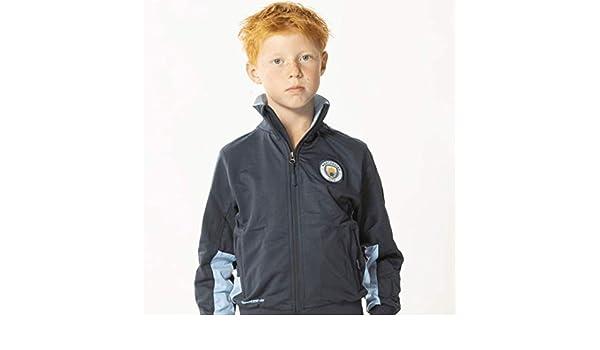 Manchester City Chándal réplica Oficial Talla 5-6 niño Mono ...