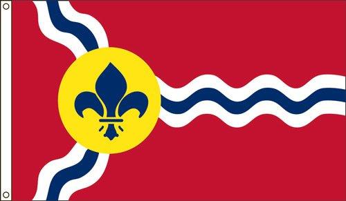 Louis Nylon City Flag - 8