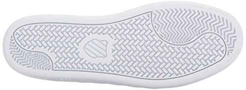 K-Swiss Women's Court Cheswick S Sneaker White/Navy discount online pay with paypal cheap price kxWjB20Tpd