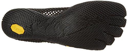 Vijf Vinger Vrouwen Vi-b Outdoor Fitness Schoenen, Zwart Zwart (zwart)