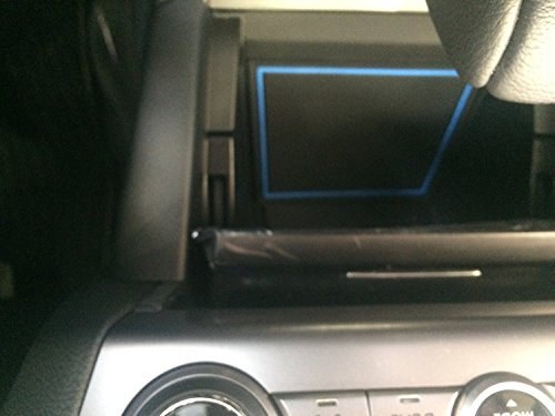 KINMEI Subaru Outback BS system specially designed blue interior door pocket mat drink holder slip non-slip storage space protection rubber mats SUBARU LEGACY OUTBACKbs-b by KINMEI (Image #3)