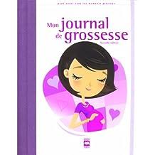 Mon journal de grossesse nouvelle édition