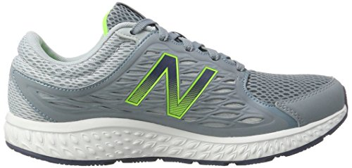 New Balance 420, Sneaker Uomo Grigio (Light Grey)