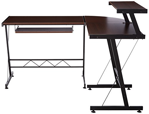 41t39humGYL - L Shape Home Office Computer Desk