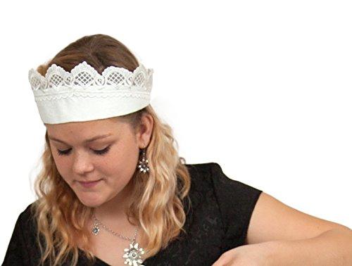 Lace Maids Costume Headband