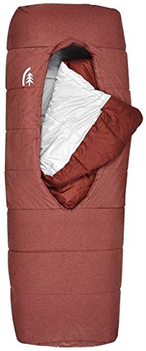 Sierra Designs Frountcountry Bed Sleeping Bag (Youth / Fired brick)