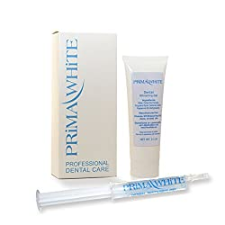 44% Carbamide Peroxide Teeth Whitening Gel - Bulk Tube with Over 100 Applications