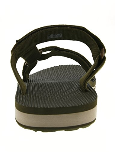 Teva Universal Slide Ms Herren Sport- & Outdoor Sandalen Grün (dark olive 731)