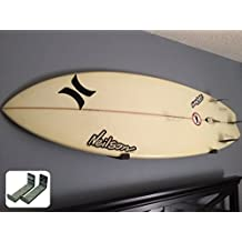 Naked Surf | the Original Minimalist Surfboard Wall Rack | Display Mount | StoreYourBoard