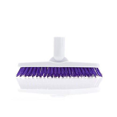 Fuller Brush Tile Grout E-Z Scrubber Replacement Head- Cleans Kitchen, Shower, Tub & Tile-Purple