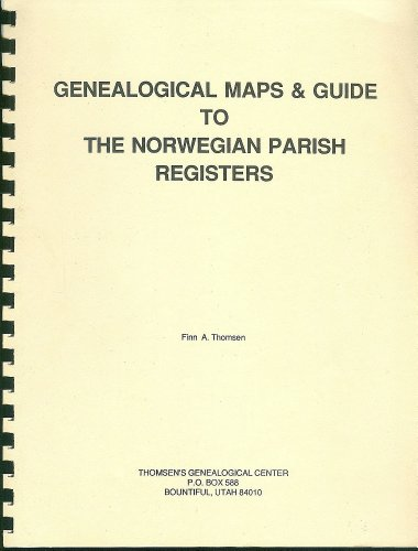 Genealogical Guidebook & Atlas of Norway