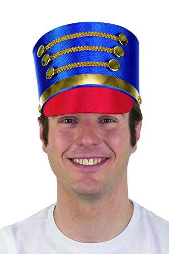 Drum Major Hat Costume Accessory