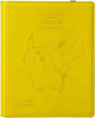 (Ultra Pro Pikachu 9-pocket Premium PRO-Binder for Pokmon)