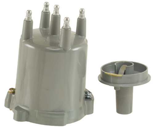 Jeep Distributor Cap Wrangler (Wells F2105 Distributor Cap and Rotor Kit)